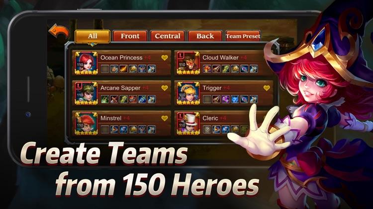 Heroes Charge screenshot-5