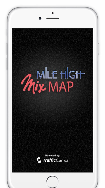 Mix 100: Mile High Mix Map screenshot-0