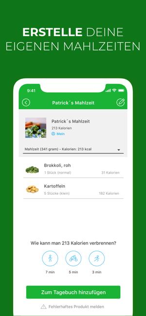 Beste App, um Gewicht zu verlieren iPhone