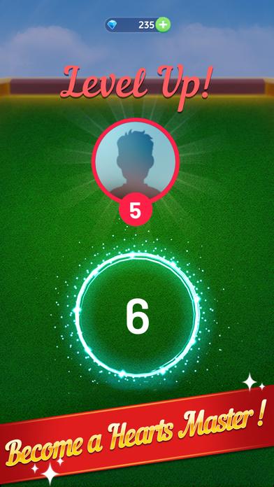 Hearts World Tour: Card Games screenshot #4
