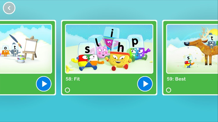 Alphablocks: Watch and Learn screenshot-4