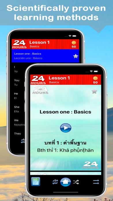 In 24 Hours Learn Thai screenshot two