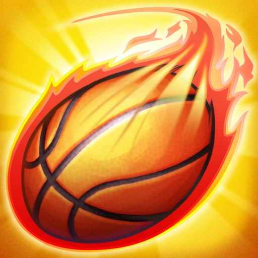 Head Basketball iOS App