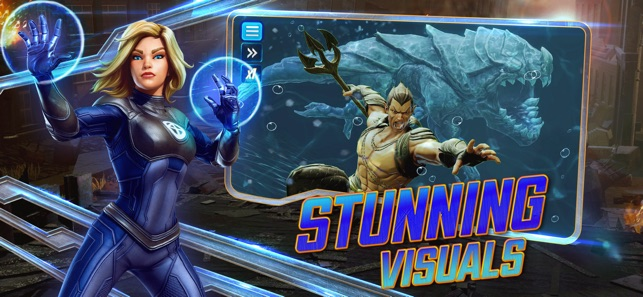 MARVEL Strike Force on the App Store