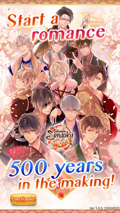 Ikemen Sengoku:Otome Game for windows pc