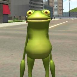 Amazing frog 3D?