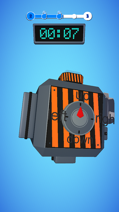 Bomb Bang 3D! screenshot 5