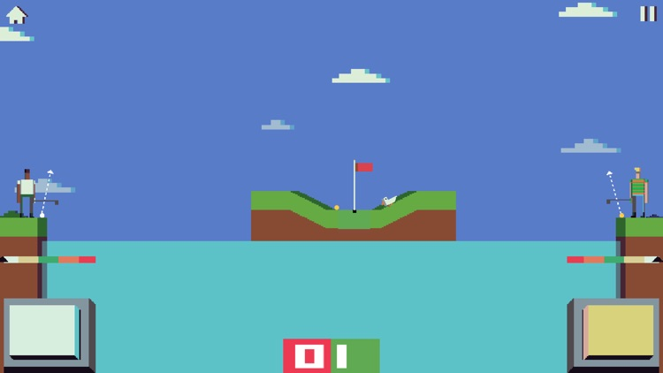 Battle Golf screenshot-3