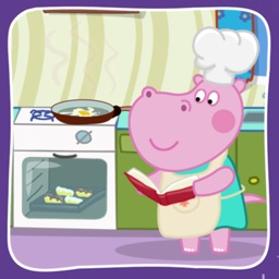 Cooking school: Kitchen games