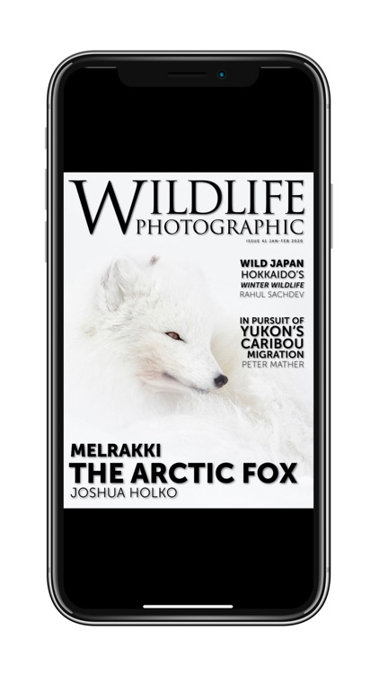 Wildlife Photographic Magazine screenshot-0