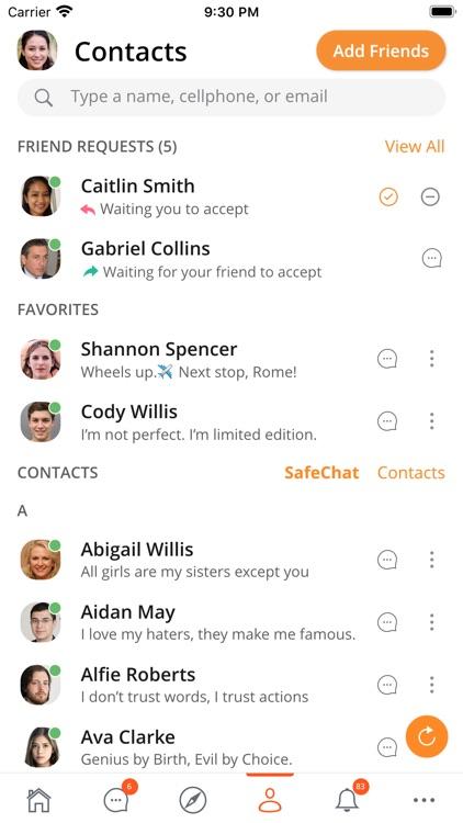 SafeChat — Secure Chat & Share screenshot-5