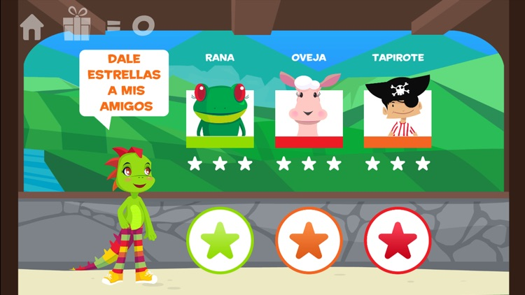 Play & Learn Spanish - Farm screenshot-3