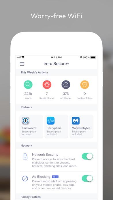 eero home WiFi system by eero inc  (iOS, United States