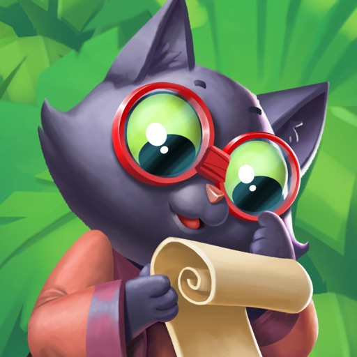Tropicats: Match 3 про кошек