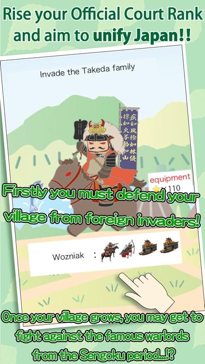 Sengoku Village screenshot-3