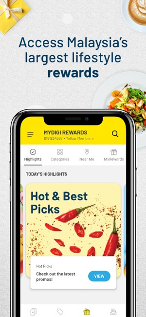 MyDigi on the App Store