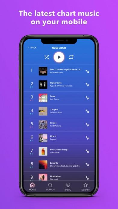 NOW Music & Playlist Player screenshot three