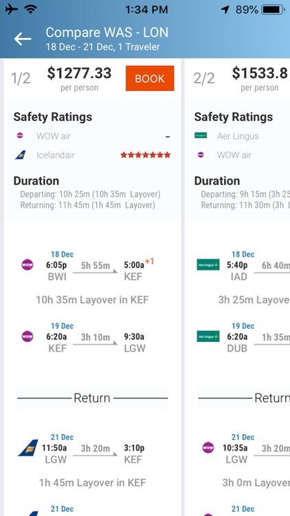 Airline Ratings screenshot-3