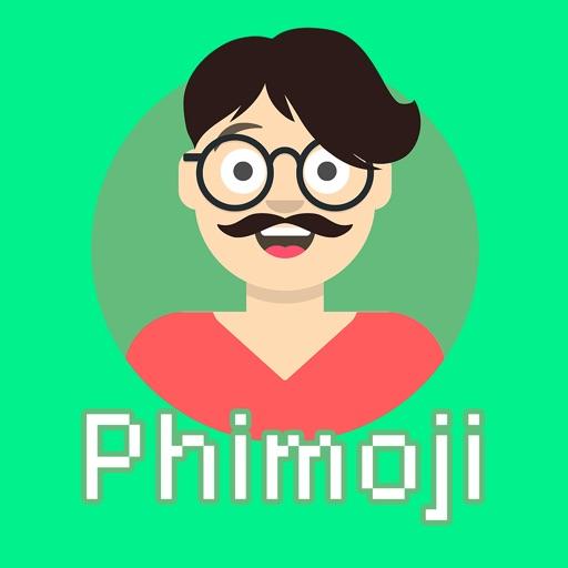 Phimoji: Emoji Stickers