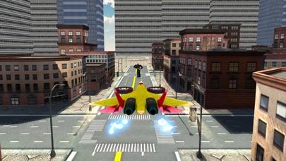 لعبة روبوت سيارة جت متعددةلقطة شاشة2