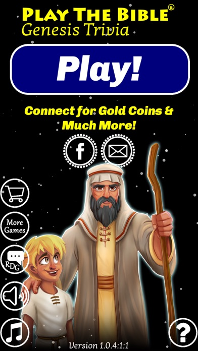 Genesis Bible Trivia Quiz Game free Coins and Gold hack