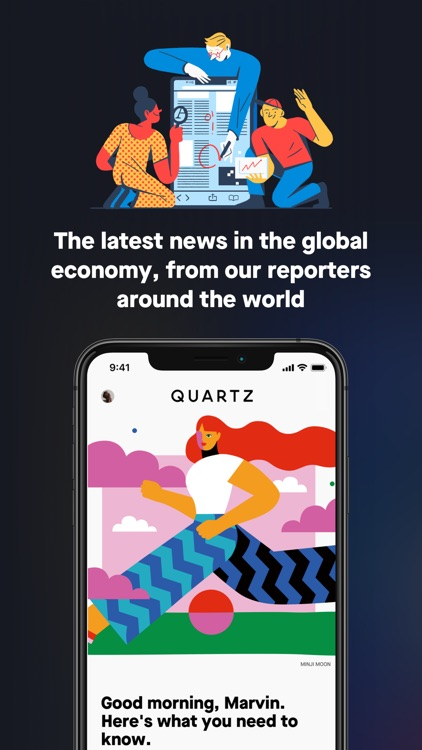 Quartz screenshot-0