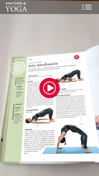 Anatomy & Yoga AR screenshot-3