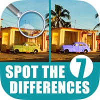 Codes for Find 7 differences puzzle game Hack
