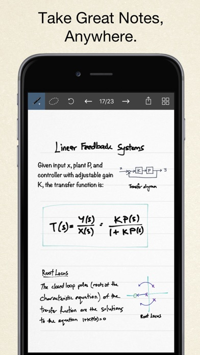 Inkflow Visual Notebook for Windows