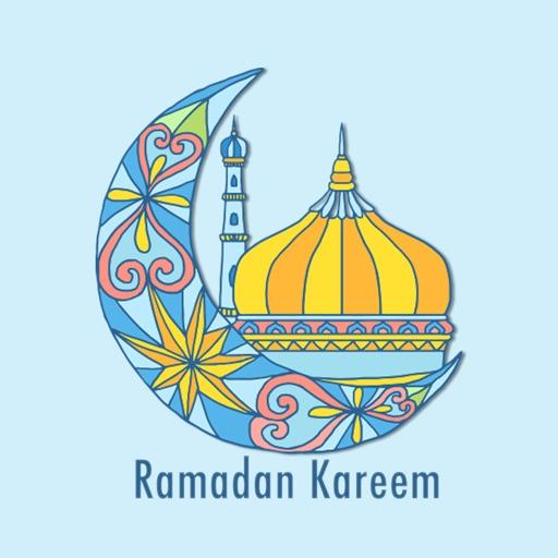 Islamic Ramadan Stickers
