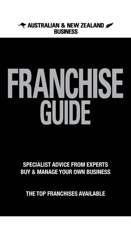 Business Franchise Guide screenshot-6