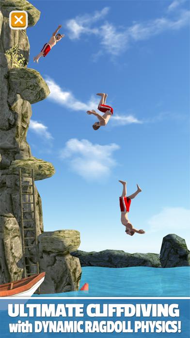 Screenshot from Flip Diving