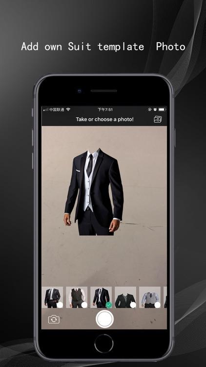 Men Fashion - Suit