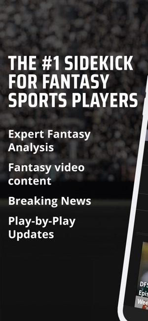 DK Live - Fantasy Sports News on the App Store