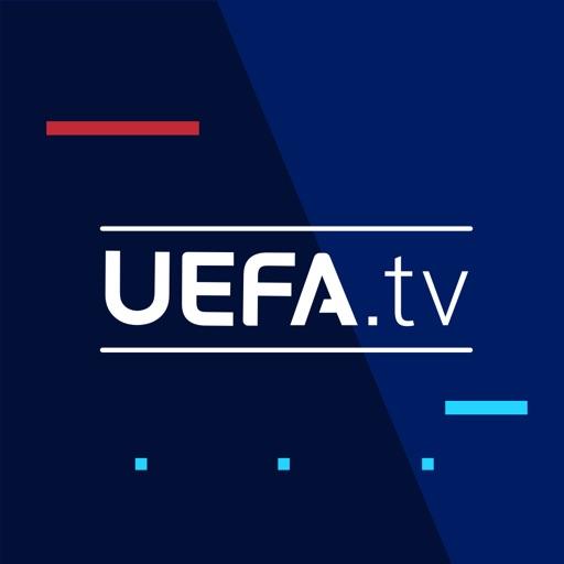 UEFA.tv app logo