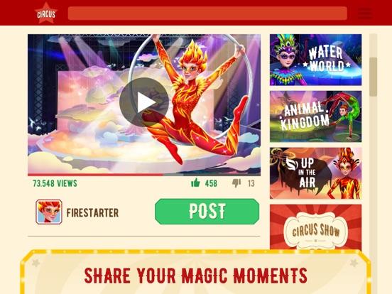Cirque du Fantasy для iPad