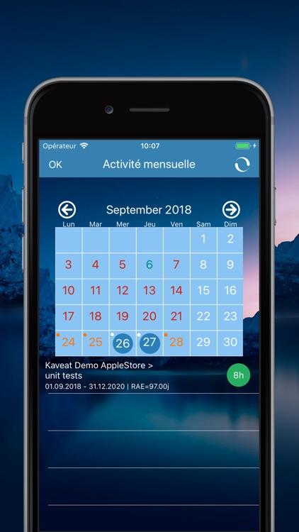 Kaveat screenshot-3