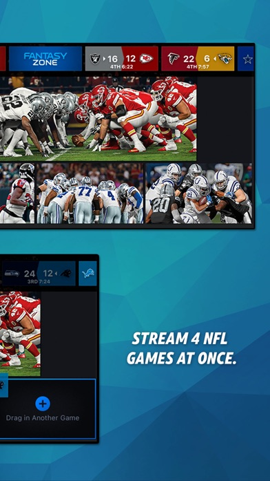 download NFL SUNDAY TICKET apps 1