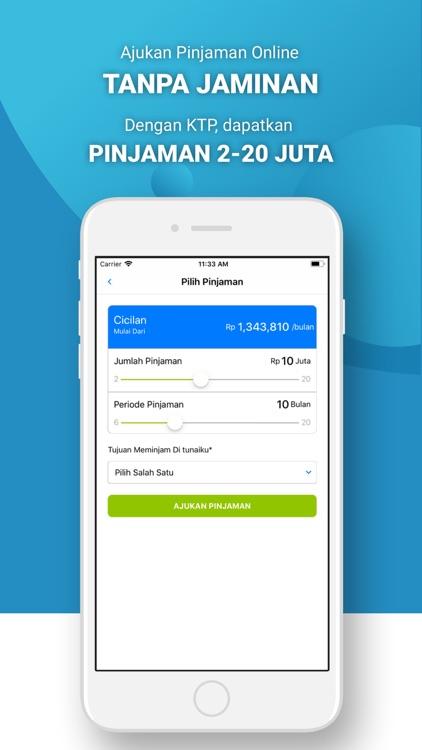 TUNAIKU: Pinjaman Uang Online