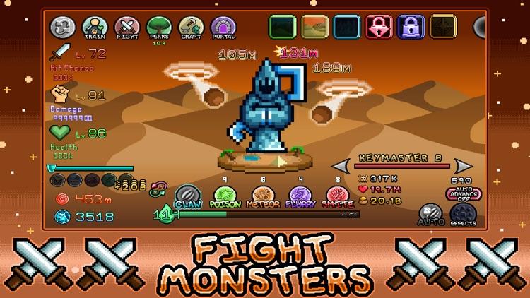 Idle Skilling - RPG Tycoon screenshot-8
