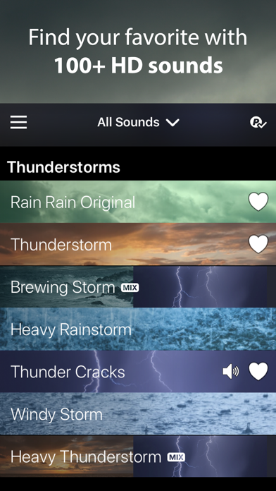 Download Rain Rain Sleep Sounds for Pc