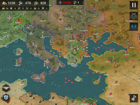 European War 6: 1914 screenshot 12