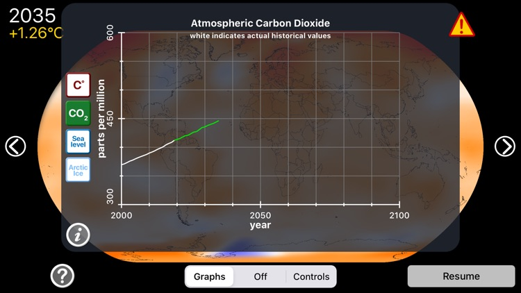 A Climate Change Simulation screenshot-3