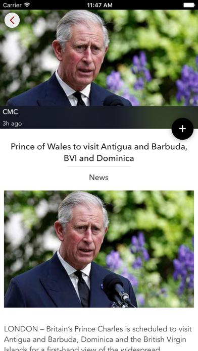 Barbados Nation News screenshot two