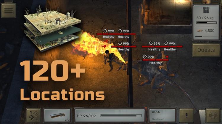 ATOM RPG screenshot-4