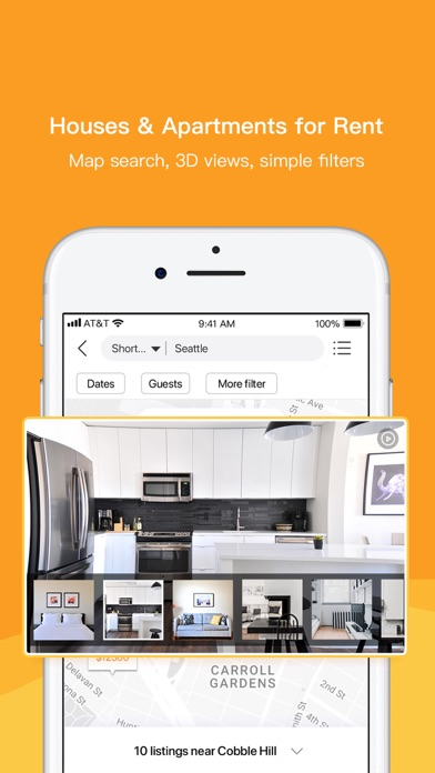 Yirental Homes for Rent screenshot four