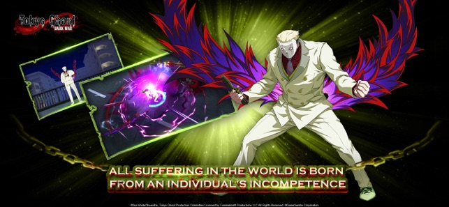 How to hack Tokyo Ghoul: Dark War for ios free