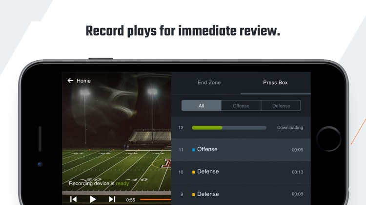 Hudl Sideline screenshot-2