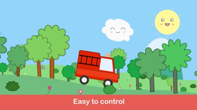 Ellou - Toddler car game ! screenshot 1