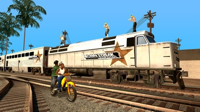 Screenshot for Grand Theft Auto: San Andreas in China App Store